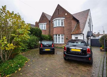 Thumbnail 3 bed semi-detached house for sale in Broadclyst Gardens, Southend-On-Sea