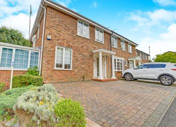 Thumbnail 3 bed end terrace house for sale in Waterside, East Grinstead