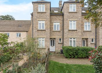 Thumbnail 3 bed town house for sale in Beaufort Court, Chesterton Lane, Cirencester