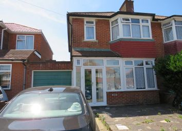 Thumbnail 3 bed semi-detached house to rent in Orchard Gate, Greenford, Middlesex