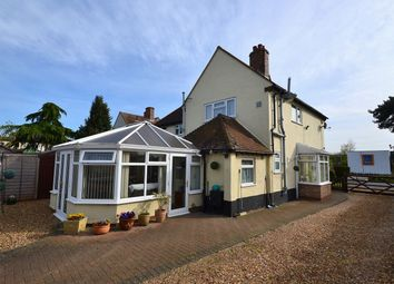 Thumbnail 3 bedroom semi-detached house for sale in Great North Road, Eaton Socon, St Neots, Cambridgeshire