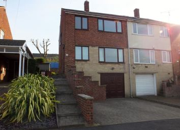 Thumbnail 3 bed semi-detached house to rent in Shakespeare Crescent, Dronfield