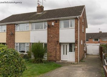 Thumbnail 3 bed property for sale in Brookdale Road, Scunthorpe