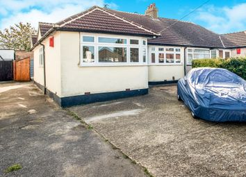Thumbnail 4 bed semi-detached bungalow for sale in Greenfield Avenue, Watford