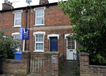 Thumbnail 1 bed terraced house to rent in Parade Road, Ipswich