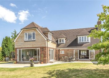 4 bed detached house for sale in Chalbury, Wimborne, Dorset BH21