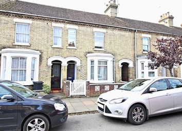 Thumbnail 3 bed terraced house for sale in Howbury Street, Bedford