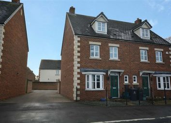 Thumbnail 4 bed semi-detached house to rent in Valley Gardens Kingsway, Quedgeley, Gloucester