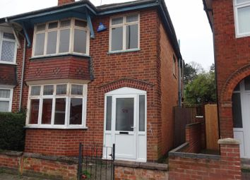 Thumbnail 3 bed semi-detached house for sale in Herschell Street, Near Evington Road, Leicester
