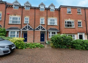 Thumbnail 4 bed town house for sale in Gardeners Place, Chartham, Canterbury