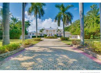 Thumbnail Land for sale in 5930 N Bay Rd, Miami Beach, Fl, 33140