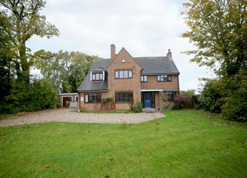 Thumbnail 4 bed detached house for sale in Wellington Road, Muxton, Telford