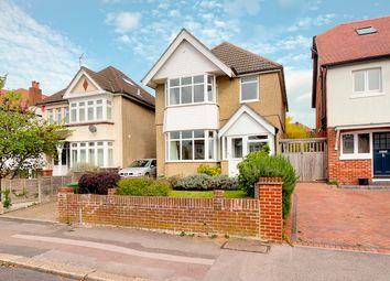 Thumbnail 4 bedroom detached house for sale in Raymond Road, Shirley, Southampton
