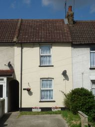 Thumbnail 2 bed terraced house to rent in Nelson Road, Gillingham