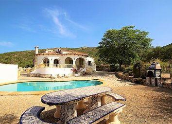 Thumbnail 4 bed villa for sale in Spain, Valencia, Alicante, Lliber