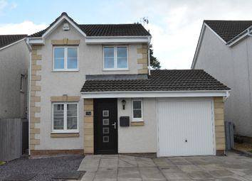 Thumbnail 3 bed detached house for sale in Foxdale Place, Bonnybridge, Falkirk