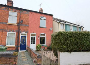Thumbnail 2 bed end terrace house for sale in Marsh Street, Stafford