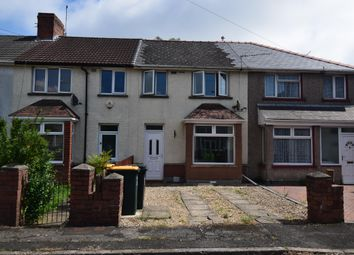 Thumbnail 3 bed terraced house to rent in Collingwood Close, Newport