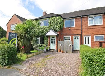 Thumbnail 2 bedroom terraced house for sale in Bower Crescent, Stretton, Warrington