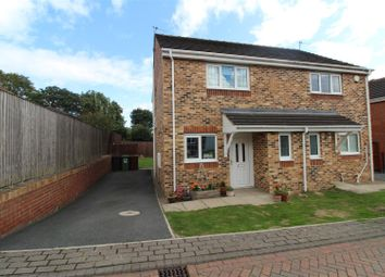 Thumbnail 2 bed semi-detached house for sale in Fulneck Mews, Pudsey