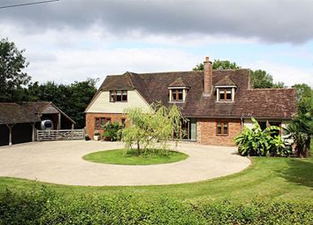 Thumbnail 5 bed detached house for sale in Watery Lane, Marsworth, Tring