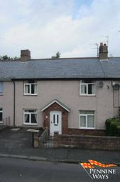 Thumbnail 3 bed terraced house for sale in Greencroft, Haltwhistle