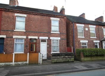 Thumbnail 2 bed terraced house for sale in Bearwood Hill Road, Burton-On-Trent