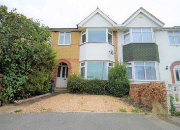 Thumbnail 3 bed semi-detached house to rent in Sunnyside Road, Parkstone, Poole