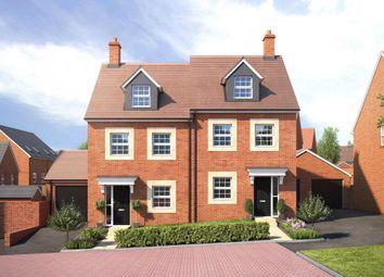 Thumbnail 3 bed semi-detached house for sale in Hayne Farm, Hayne Lane, Gittisham, Honiton