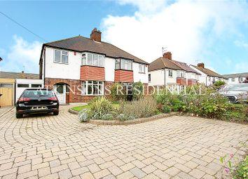 3 bed semi-detached house for sale in Carterhatch Lane, Enfield, Middlesex EN1