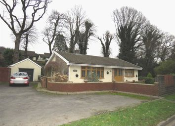 Thumbnail 2 bed detached bungalow for sale in Ashgrove, Glyncoch, Pontypridd