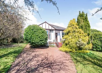 Thumbnail 2 bedroom detached bungalow for sale in Braidholm Road, Giffnock, Glasgow