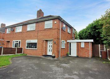 Thumbnail 3 bedroom semi-detached house for sale in Adamthwaite Close, Blythe Bridge, Stoke-On-Trent
