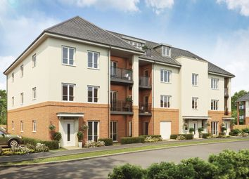 "Thumbnail 1 bedroom flat for sale in ""Heron Court"" at Lady Margaret Road, Ifield, Crawley"