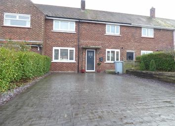 Thumbnail 3 bed terraced house for sale in Adlington Road, Crewe