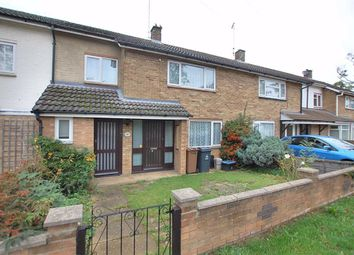 Thumbnail 3 bed terraced house to rent in Broad Oak Way, Stevenage, Herts