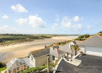 Thumbnail 5 bed property for sale in Riverside Crescent, Pentire, Newquay, Cornwall