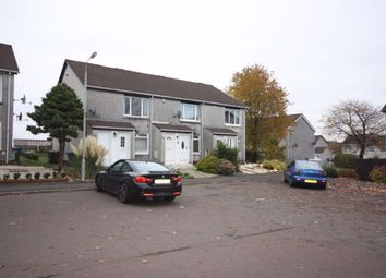 Thumbnail 1 bed flat to rent in Invergarry Place, Thornliebank, Glasgow