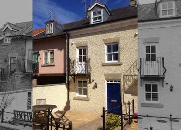 Thumbnail 3 bed town house to rent in Florentines Court, Allhallowgate, Ripon