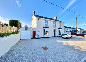 Thumbnail 5 bed detached house for sale in Canonstown, Hayle