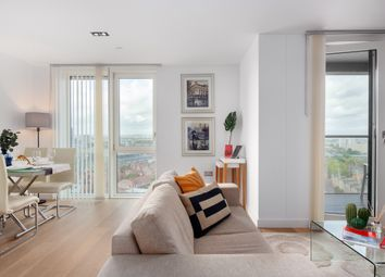 Thumbnail 1 bed flat to rent in Sclater Street, London