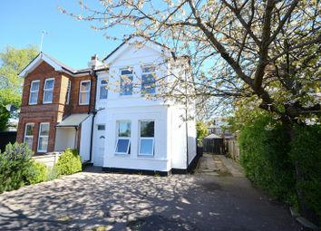 Thumbnail 2 bed flat for sale in Richmond Park Close, Bournemouth