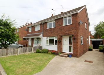 Thumbnail 3 bed semi-detached house for sale in Orchard View, Gresford, Wrexham
