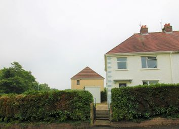 Thumbnail 3 bed semi-detached house for sale in Caederwen Road, Neath, Neath Port Talbot.