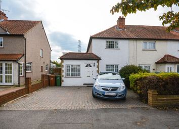 Thumbnail 3 bed semi-detached house for sale in Ridge Road, North Cheam, Sutton