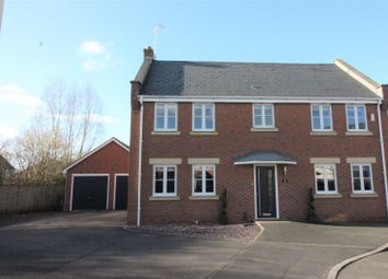 Thumbnail 4 bed detached house for sale in Twineham Road, Blunsdon, Swindon