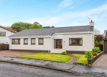 Thumbnail 6 bed detached bungalow for sale in Wellesley Crescent, East Kilbride, Glasgow