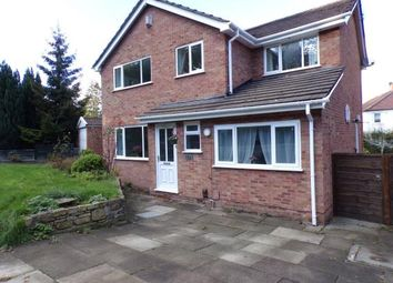 Thumbnail 4 bed detached house for sale in Strines Road, Strines, Stockport, Cheshire