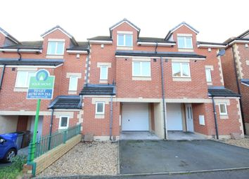 Thumbnail 3 bed terraced house to rent in Botham Grove, Tunstall, Stoke-On-Trent