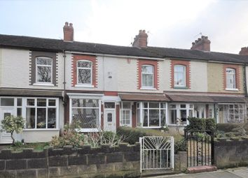 Thumbnail 2 bed terraced house for sale in Greatbach Avenue, Penkhull, Stoke-On-Trent